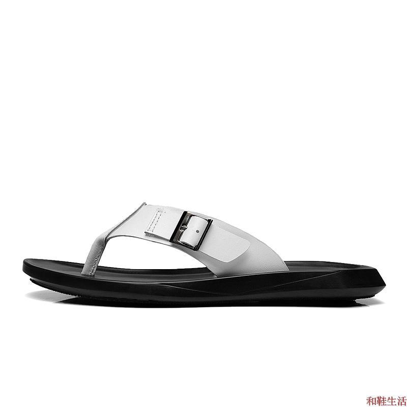 Jual Fashion The Man Tahan Terhadap Udara Panas Sandal Jepit Panas Source · Versi Korea dari