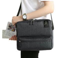 Voyage Travel Sling Organizer Bag / Tas Selempang Pria / Tas Slempang Travel