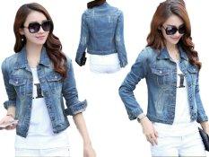 Vrichel Collection Jacket Jeans Liva (Dark Blue)