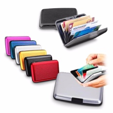 Wallet Card Caddy - Card Caddy Dompet Anti Air - Dompet Kartu - Random Colour
