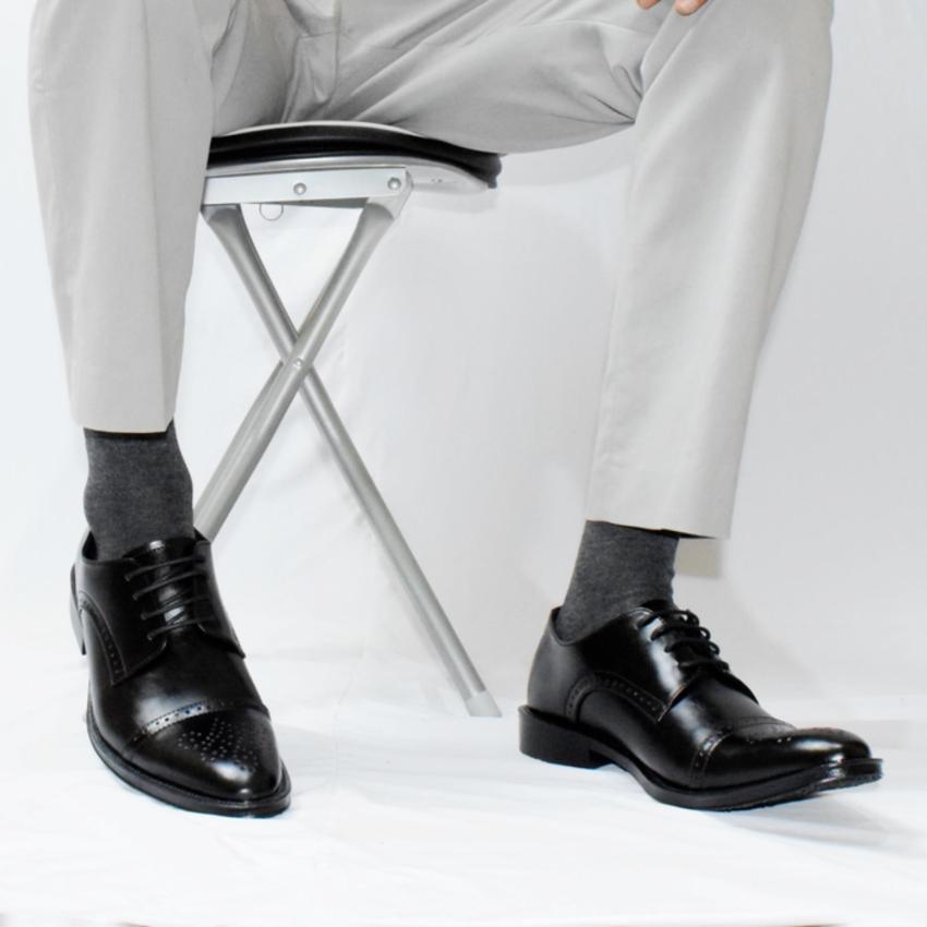 Wetan Shoes - Sepatu Pantofel Oxford Kulit Asli untuk Kerja dan Pesta - b7dd1a7e15
