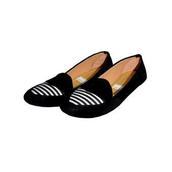 Detail Gambar Woman Choice Flat Shoes Develop 06 - Sepatu Balet - Hitam dan Variasi Modelnya