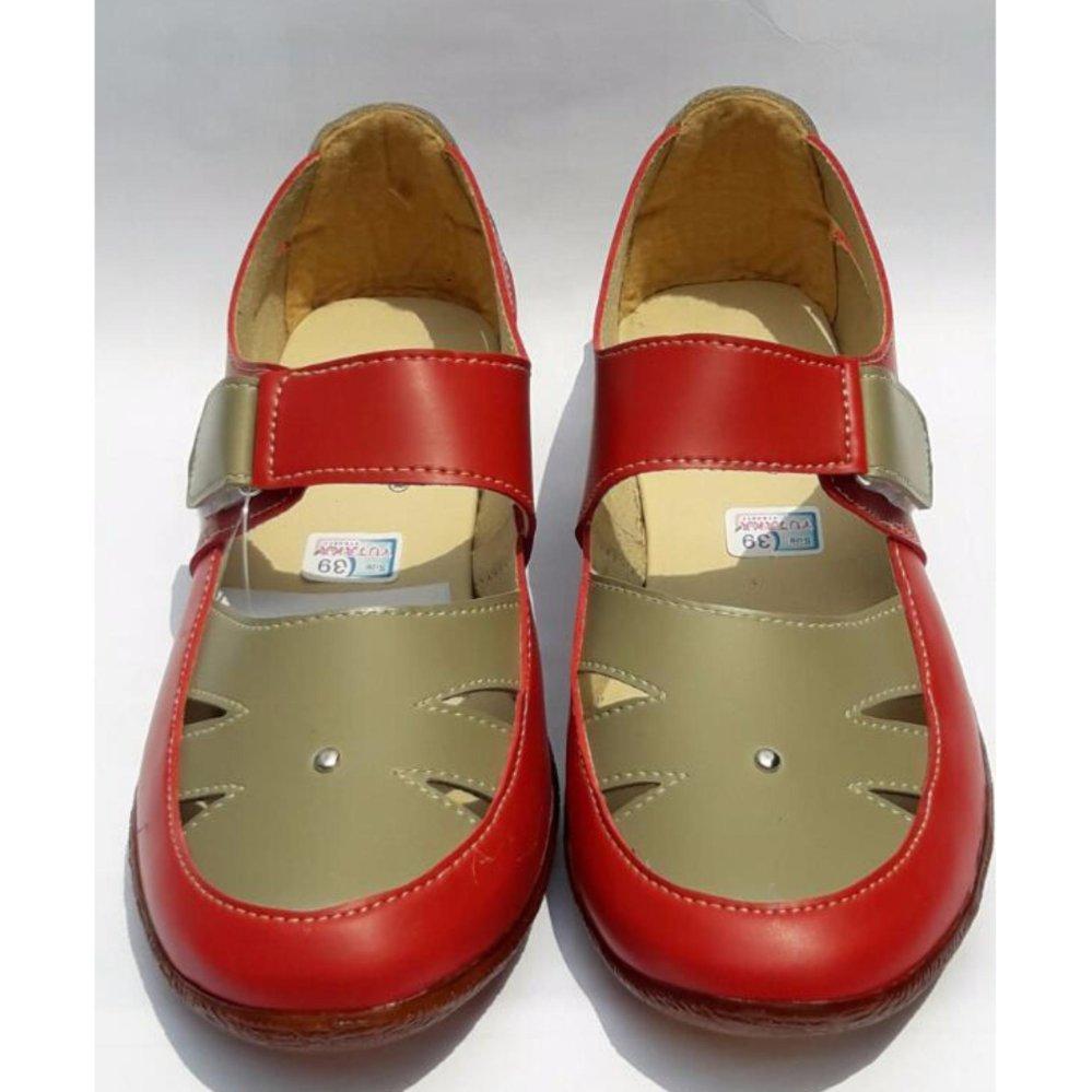 Yutaka Flat Shoes Merah; Yutaka Flat Shoes Merah ...