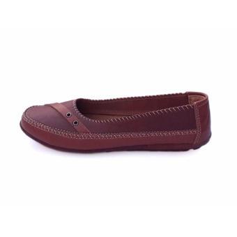 ... Yutaka flat shoes SK01 - Tan - 3 ...