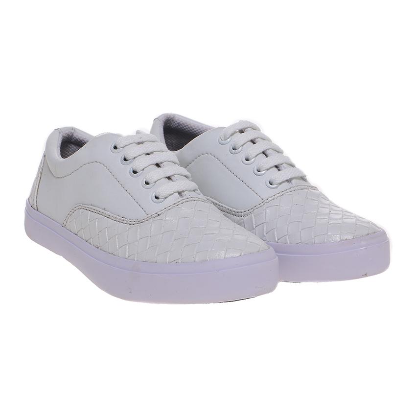 Zada Sepatu Sneakers Wanita Putih - Best Buy Indonesia adc6bbc107