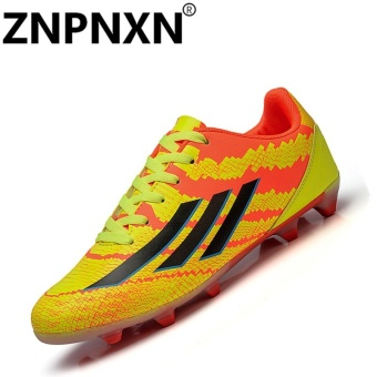 ZNPNXN Professional Sports Men'S Soccer Shoes Soccer Shoes Anti-Skid Outdoor Training Sports Shoes (
