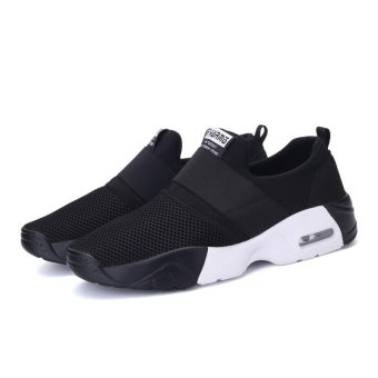 ZOQI Fashion Sports Shoes Younger Couple Shoes Men's And Women's Sneaker (black) - intl - 2