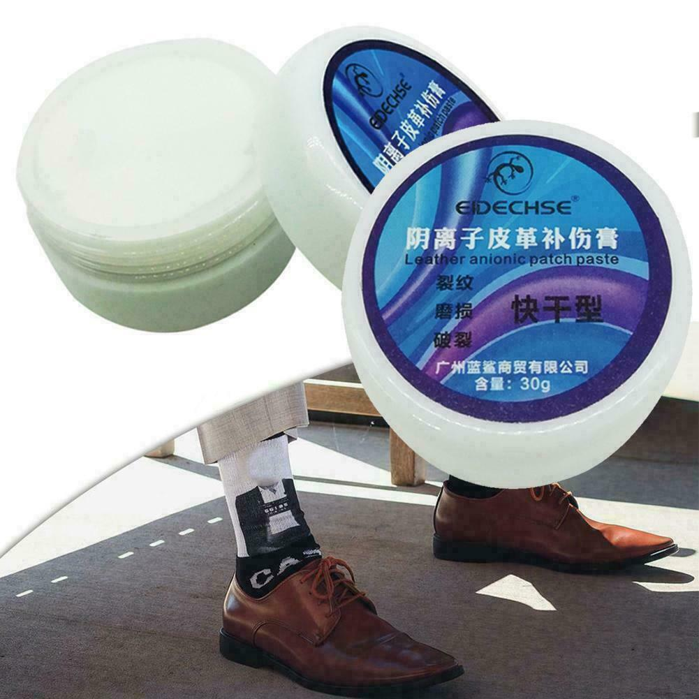 Multifunction Leather Restore Cream Repair Cleaner Couch Seat Car Sofa Shoe I8V6