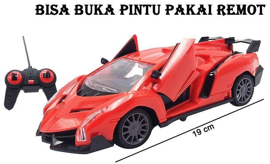 Oozetoys Mainan Anak Laki Laki Mobil Remot Model Mobil Remote Control Bugatti Bisa Buka Pintu Cocok Buat Mainan Anak Berkualitas Dan Murah Lazada Indonesia