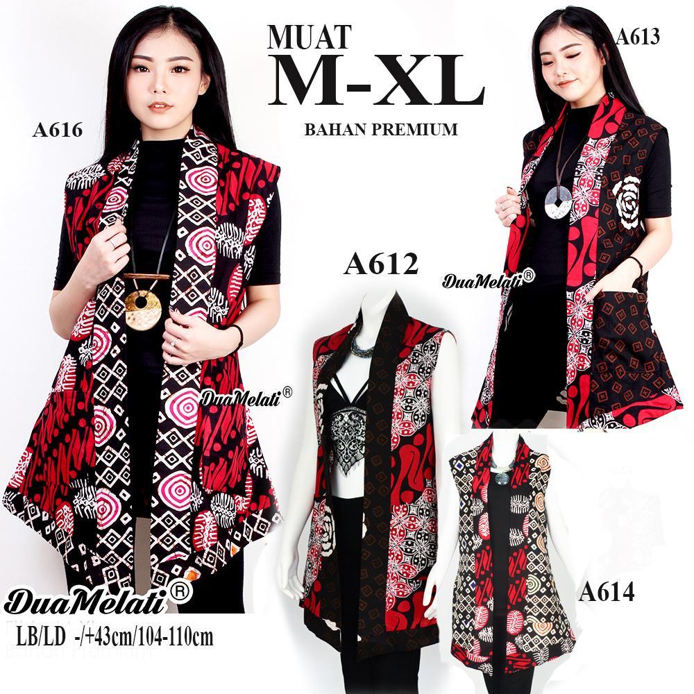 Outer Wanita Luaran Wanita Muslim Cardigan Bolero Jumbo Vest P41