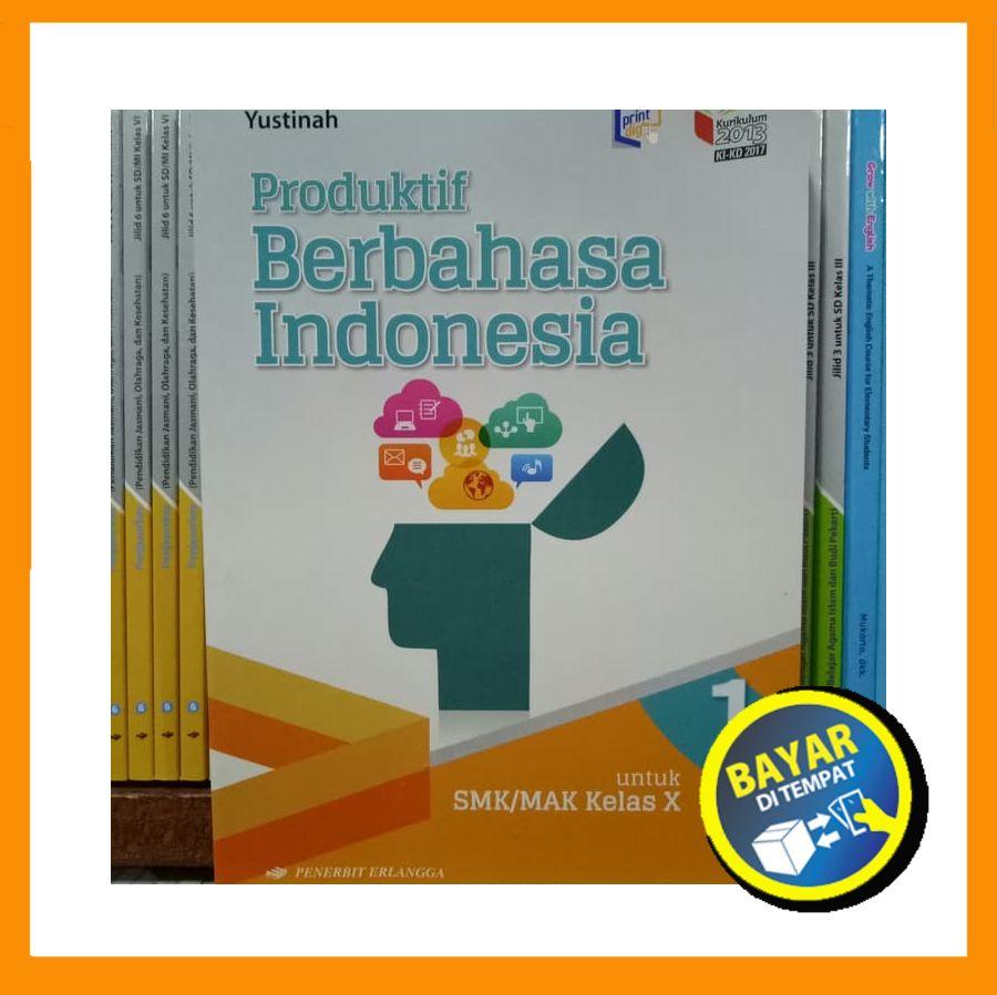 Produktif Berbahasa Indonesia Kelas 10 Rismax