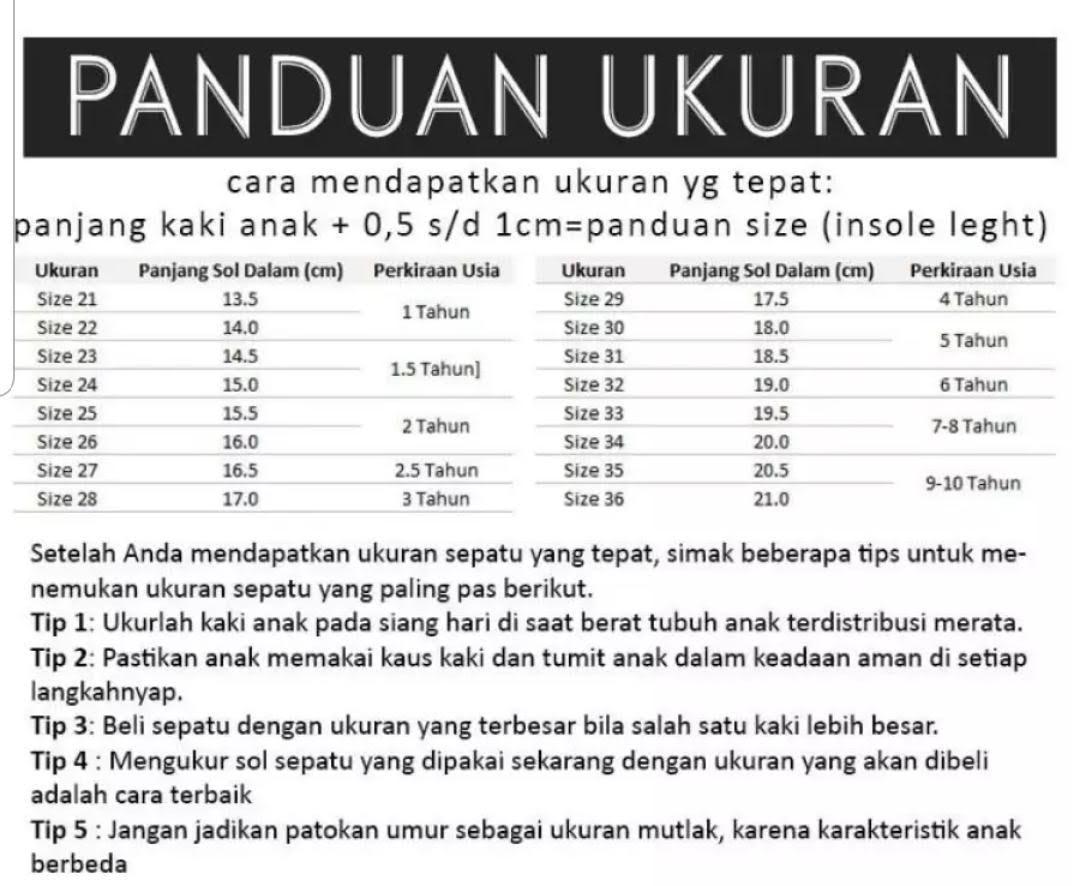 Sepatu Anak Sneaker Dym Size 26 37 Usia 2 10 Tahun Lazada Indonesia