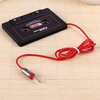 3.5mm Jack Car Cassette Tape MP3 Player Converter - intl - 3