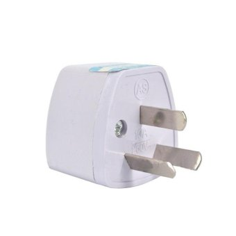 5PCS High Quality Universal Power Adapter Travel Adaptor 3 Pin AUConverter US/UK/EU To AU Plug Charger for Australia New Zealand -intl - 2