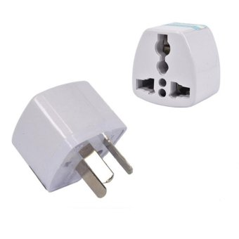 5PCS High Quality Universal Power Adapter Travel Adaptor 3 Pin AUConverter US/UK/EU To AU Plug Charger for Australia New Zealand -intl