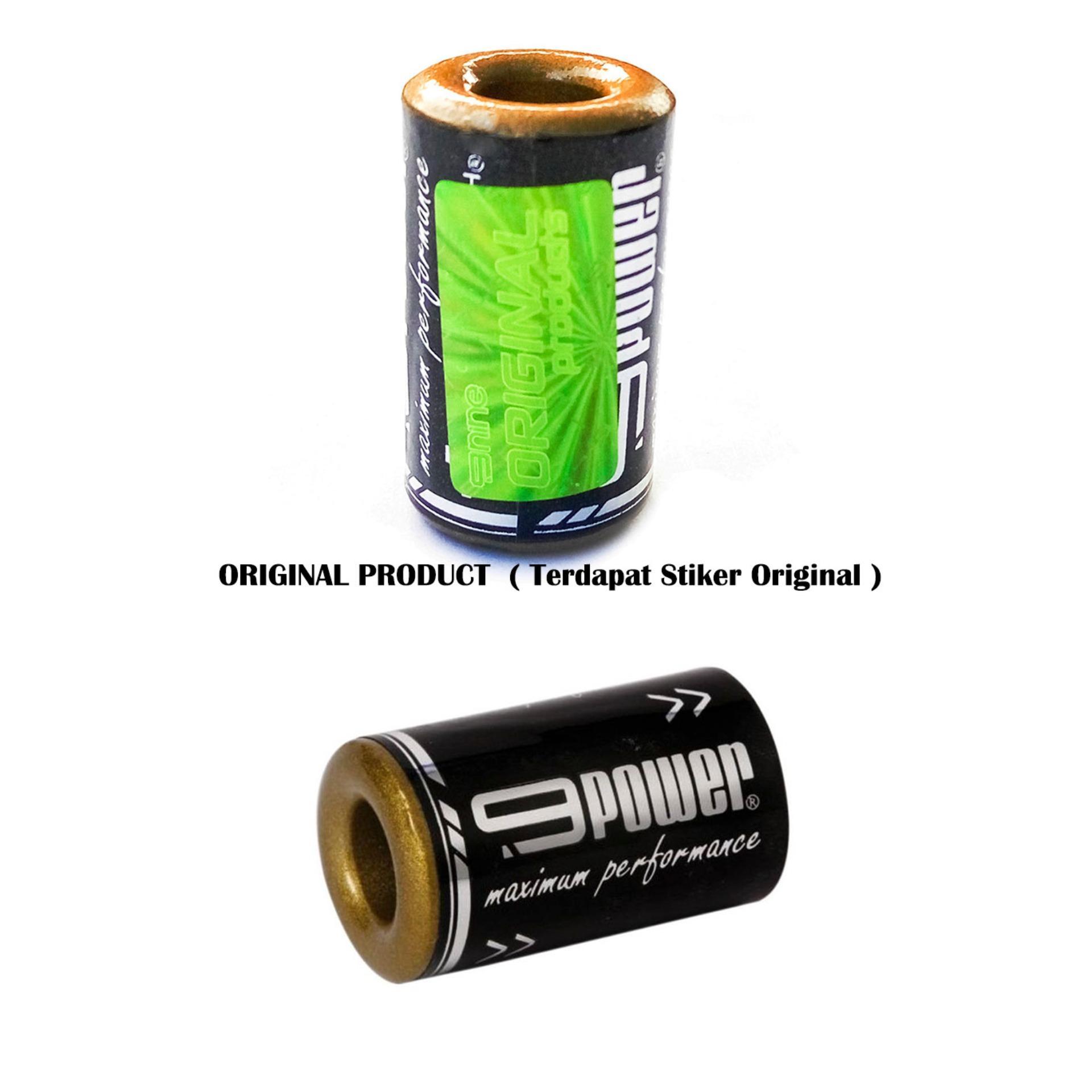 9Power Coil Booster - Peningkat Akselerasi / Penghemat BBM Kendaraan - 2 Pcs