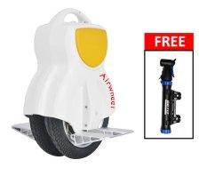 Airwheel Q1 Moon Walker - Putih + Pompa