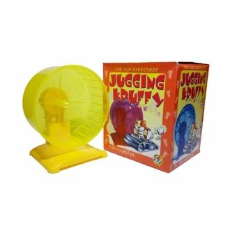 Aksesoris Hamster / Mainan Hamster Juggling Kruffy Random Color