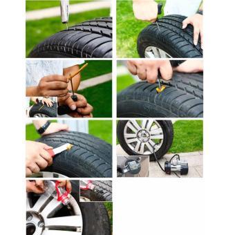 Harga Alat Tambal Ban Mobil Tubeless Lengkap DIY Tire Repair Kits Terbaru klik gambar.