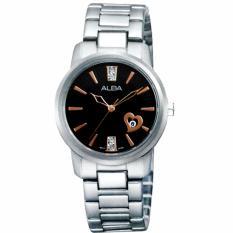 ALBA - Jam Tangan Wanita - Silver - Stainless Steel -  AH7D43