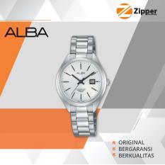 Alba Prestige Analog Jam Tangan Wanita - Tali Stainless Steel - AH7K77X1