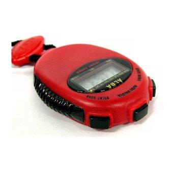 ALBA Stopwatch Sw-01 - AXA25ZX1 - Merah - 2