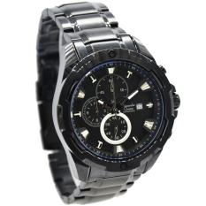 Alexandre christie AC-6305MB Strap Stainless Steel Black