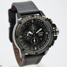 Alexandre Christie AC-6390MB Leather Black