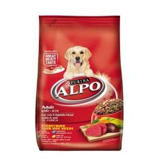 ALPO BEEF ADULT DOG FOOD 1OKG