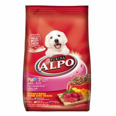 ALPO® PUPPY Beef & Vegetable Flavor 8Kg