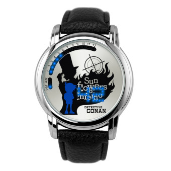 'Anime LED Touching Screen Waterproof 100M Boys'' FashionWatches(Color:Daomu Note) - intl' - 5