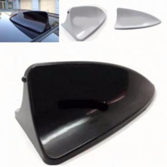 Antena Mobil Sirip Hiu Model Panjang Warna PUTIH - 2