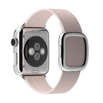 Apple Watch Band,VENTER® 38mm Soft Pink Modern Buckle for 38mmApple Watch - S