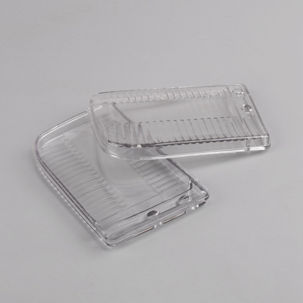 Areyourshop Pair Front Bumper Fog Lights Clear Plastic Lens for BMWE30 318i 318is 1982-1991 - intl
