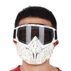 Jual masker pengendara motor sepeda pelindung wajah muka dari dingin Source · Auto Fan Motor Off