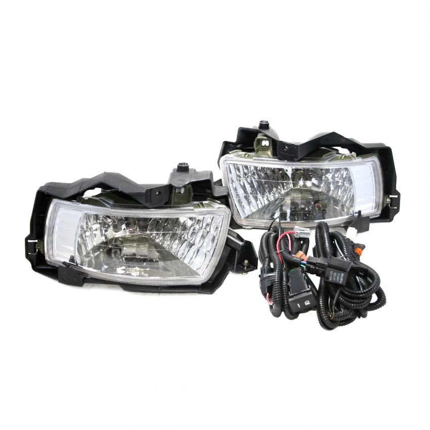 Flash Sale Autofriend FOG LAMP Putih Toyota Innova 2004 2005 2006 Lampu KabutAksesoris Mobil Modifikasi - AI-AK1028