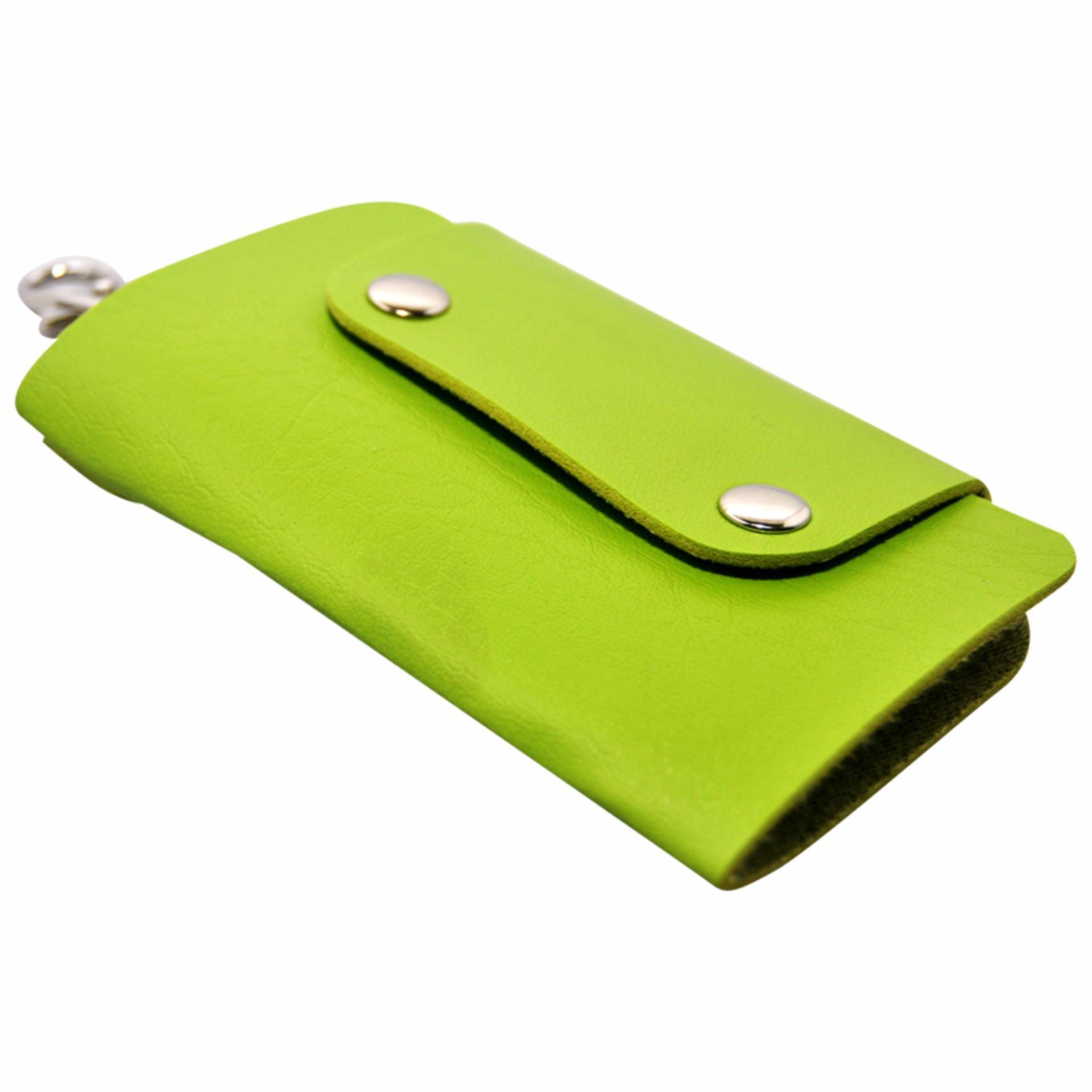 Perbandingan Harga Autorace Dompet Gantungan Kunci Mobil Motor Polos Green
