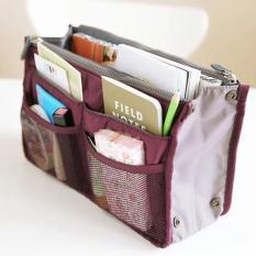 Bag In Bag / Organizer Double Resleting - Tas serbaguna