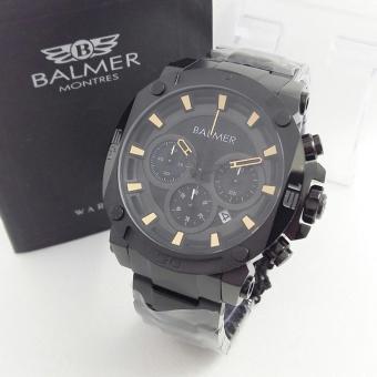 Balmer - Jam Tangan Pria - Stainless Steel - BL7889