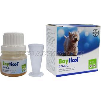 Bayticol 6% EC untuk kutu dan caplak isi 10ml