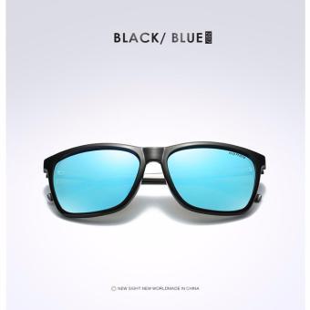beli 1 gratis 1 Freebie  AORON Fashion Aksesoris trendi kacamata pria  terpolarisasi Anti- ... f555040b6c