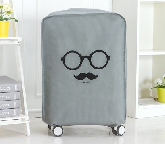 best luggage cover fun traveler