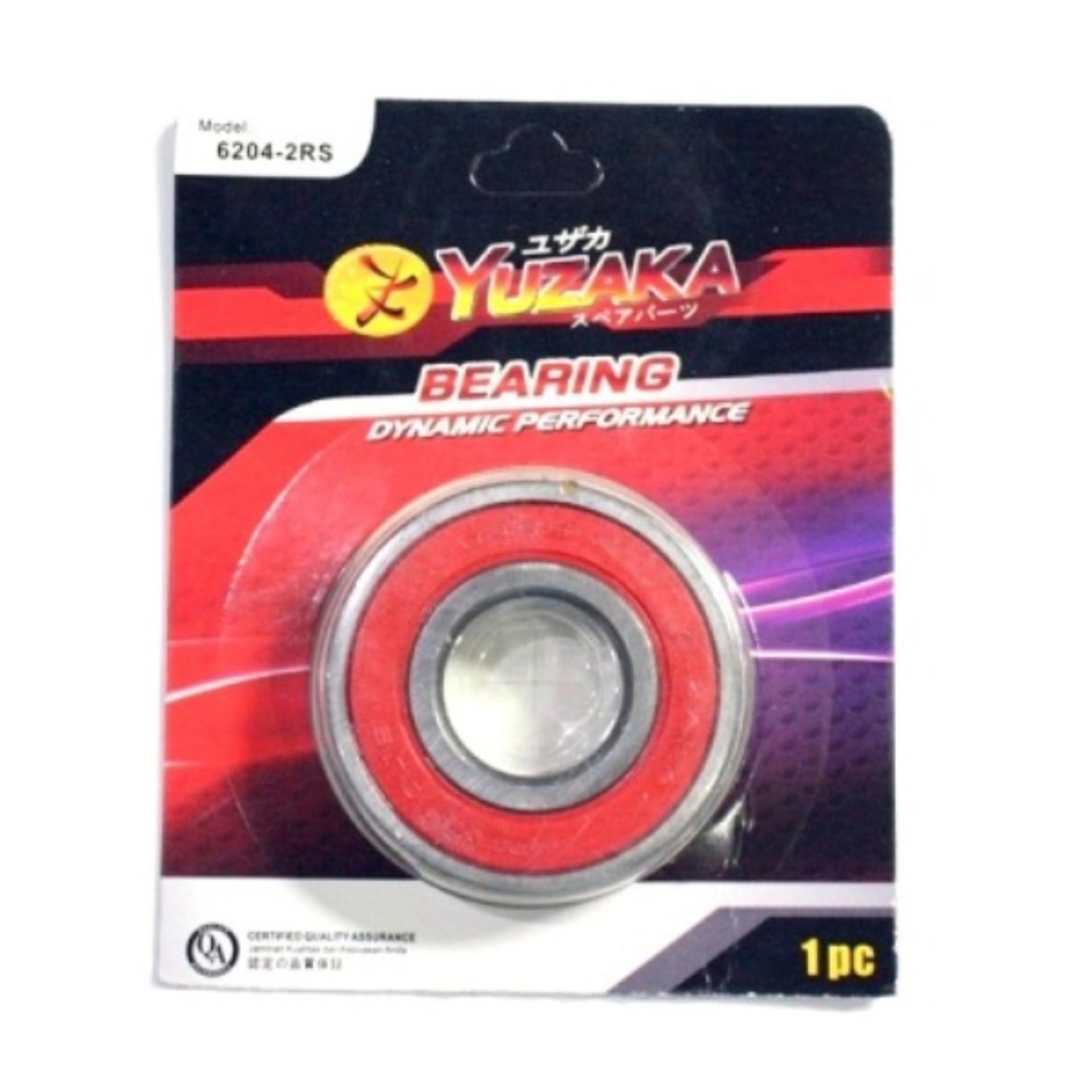 Shopping Comparison Best Seller BEARING YUZAKA 6204 2RS PRESS