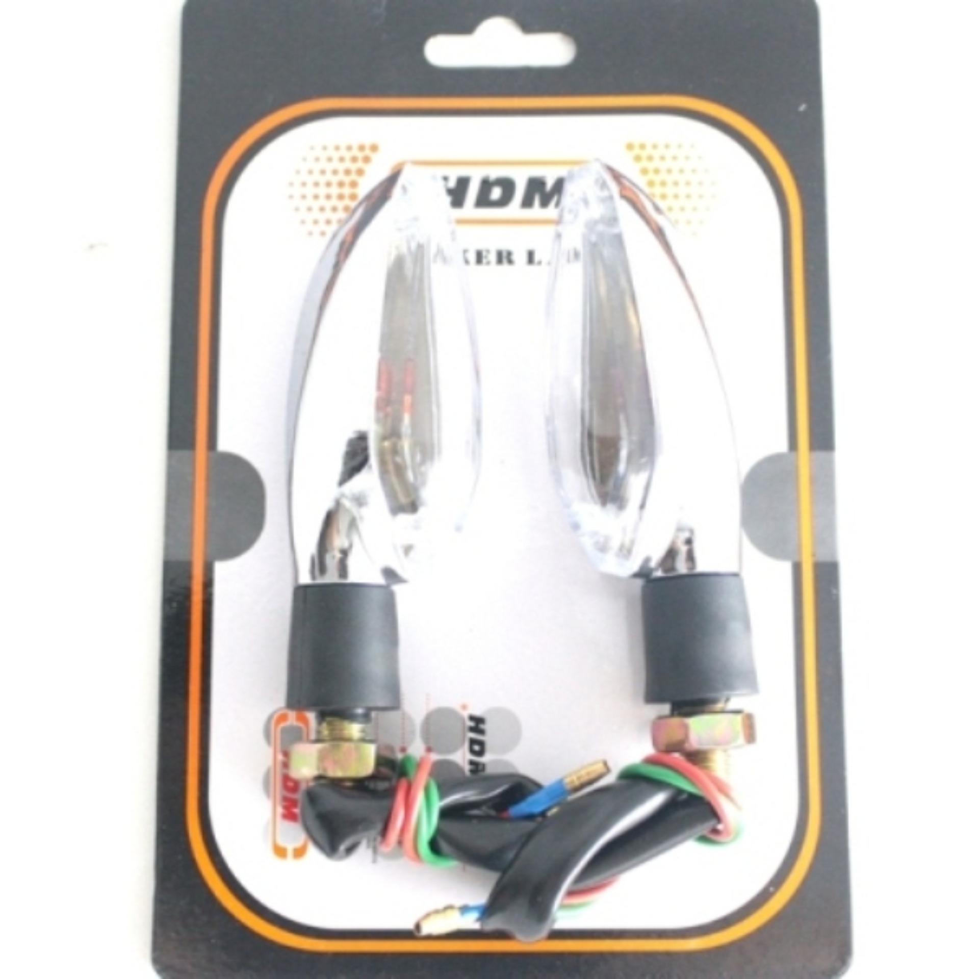 Best Seller LAMPU SEN HDM-554 CP WHITE