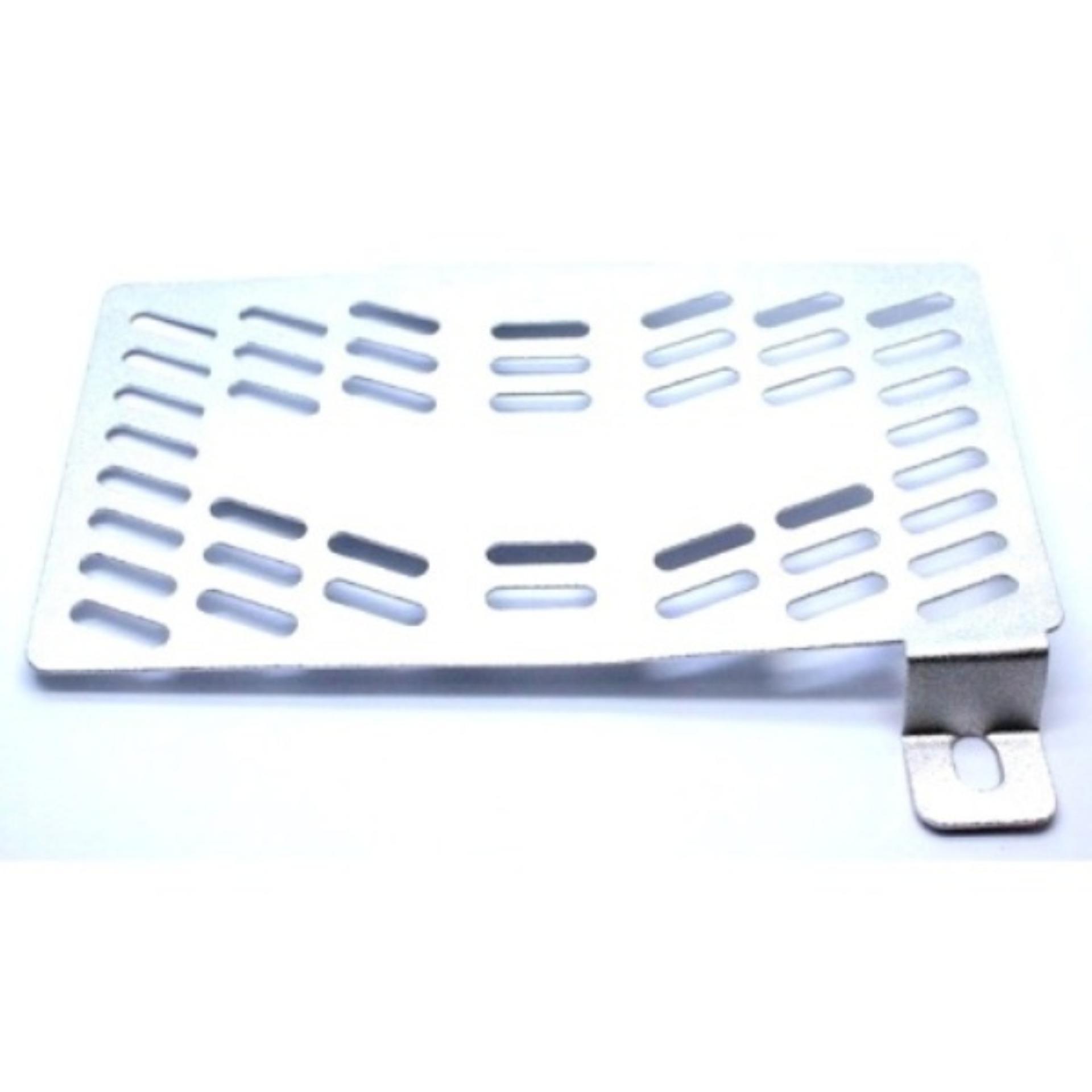 Best Seller TUTUP RADIATOR CNC CB 150 R NEW SILVER