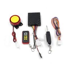 Bike Sistem Alarm Keamanan Motor Immobilizer Remote Control Mesin-Internasional