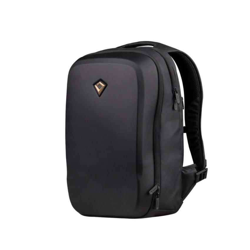 Bodypack Tas Laptop Pria Tortoise Convexity - Hitam
