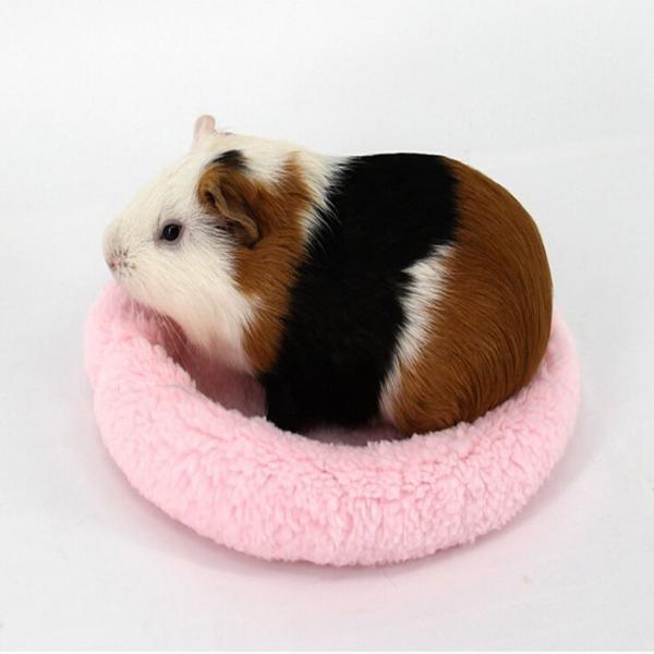 BolehDeals 3 Piece Guinea Pig Small Pet Animal Mat Hamster HedgehogSleeping Pad L - intl