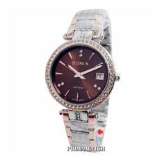 Bonia BN2642 - Jam Tangan Wanita - Stainless Steel (Silver RoseGold)