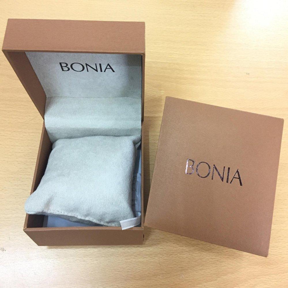 Bonia Jam Tangan Wanita Stainless Steel Best Buy Indonesia Ori B796 3355 Link Bracelet Bnr100 2117s Silver Gold